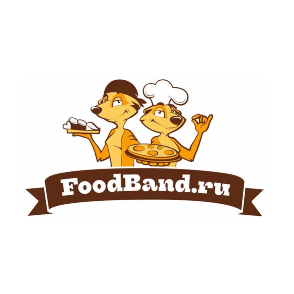 В FoodBand скидки до 50% на разные пиццы (например, 4 шт. за 990₽)