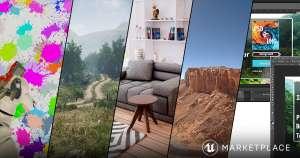 Бесплатные модели, библиотеки и плагины для Unreal Engine