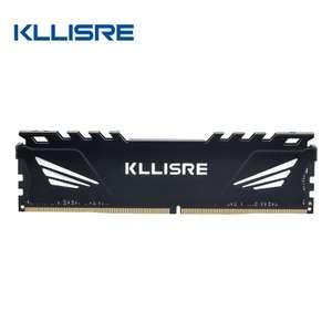 Оперативная память Kllisre DDR3 / DDR4 (например, DDR4 8 Gb 2400)