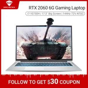 Игровой ноутбук на RTX2060 - Machenike T90-PLus