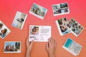 Почтовая открытка БЕСПЛАТНО в приложении и на сайте MyPostcard