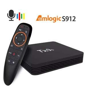 ТВ-приставка Tanix TX9S с пультом G10S
