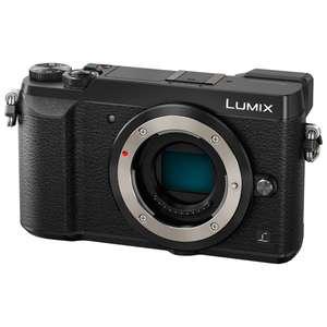 Фотоаппарат Panasonic Lumix DMC-GX80EE-K Body