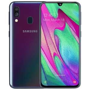 Samsung Galaxy A40 4/64Gb black