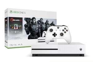 Xbox one S 1TB Gears Bundle + рассрочка