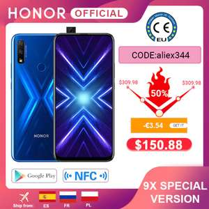 Смартфон Honor 9X 4G / 128G