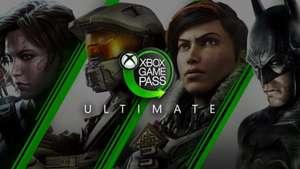 Месяц бесплатной подписки Xbox Game Pass Ultimate (подробнее в описании)