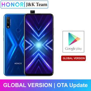 Honor 9X 4 Гб 128 Гб (глобальная версия)