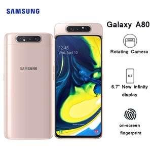 Смартфон Samsung Galaxy A80 8/128