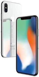 [Мск] Смартфон Apple iPhone X 64Gb Silver (MQAD2RU/A)