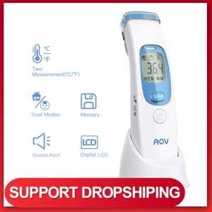 Цифровой инфракрасный термометр AOV