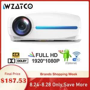Проекторы WZATCO C2 Full HD 1080p