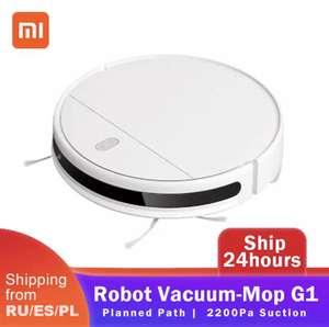 Робот-пылесос для сухой и влажной уборки Xiaomi Mijia G1