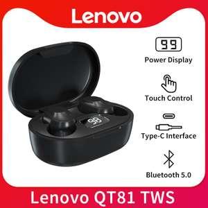 Lenovo QT81 TWS наушники