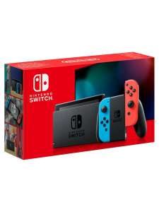 Nintendo switch rev.2
