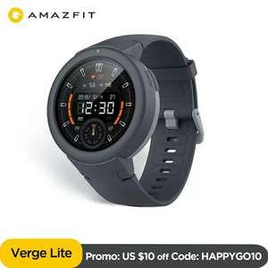 Умные часы Amazfit Verge Lite