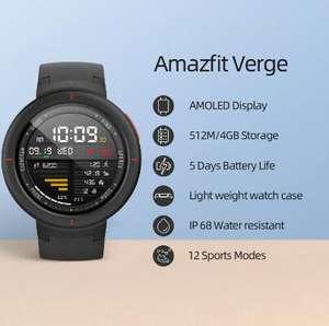 Смарт-часы Amazfit Verge