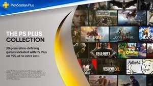 PlayStation Plus Collection - бесплатно 20 игр на старте продаж PS5