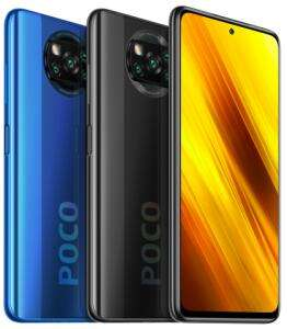 Смартфон Xiaomi POCO X3 NFC 6 Гб 64 Гб
