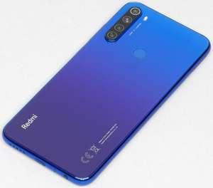 """6.3"""" Смартфон Xiaomi Redmi Note 8T 64 ГБ синий"""