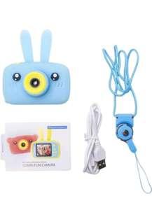 Детский фотоаппарат Smart kids Camera Bunny