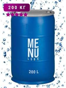 Интимная гель смазка Menu Lube на водной основе, лубрикант для женщин и мужчин 200 кг