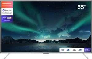 "Телевизор Hi 55USY151X 55"" 4K, 2020 год"