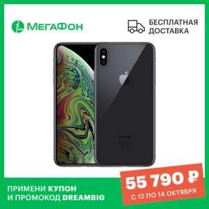 [12.10] Смартфон iPhone XS Max 256Gb Как новый