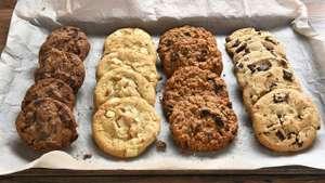 Печенье в подарок в Subway за установку мобильного приложения