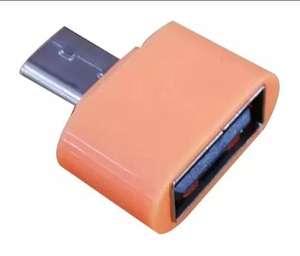 Переходник OTG usb c & micro usb - USB A2.0