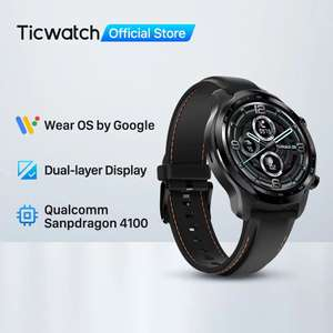 Смарт-часы TicWatch Pro 3 (Snapdragon + Wear OS)