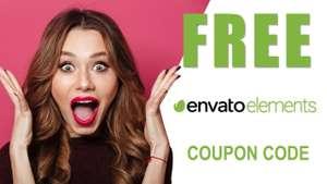 Envato Elements бесплатно на 1 месяц