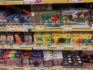 -50% на все игрушки в О'КЕЙ (например, Lego City )