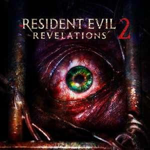 [Nintendo Switch] Распродажа серии Resident Evil (напр. Resident Evil Revelations 2)