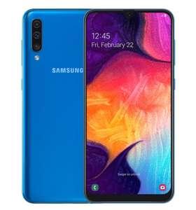 Смартфон Samsung Galaxy A50 128GB Blue