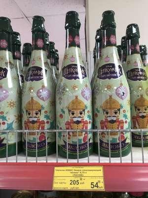 [СПб] Детское шампанское «Щелкунчик» в магазине Пловдив
