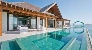 Отель на Мальдивах на весь 2021 год