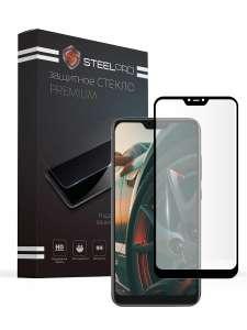 Защитное стекло Steel pro для mi A2 lite
