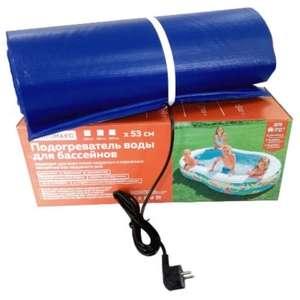 Подогреватель воды в надувных и каркасных бассейнах ТеплоМакс-200 (до 6000 литров)