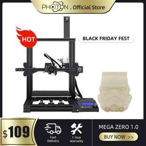3D принтер Anycubic Mego Zero (i3) 23.11