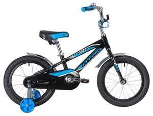 """Детский велосипед Novatrack Dodger 16"""""""