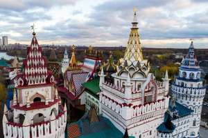 Тур из СПб в МСК на 3 суток на 27 ноября