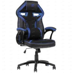Кресло игровое ZET GAMING Gun shield 20M черный