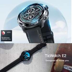 Подборка часов TicWatch, например, смарт часы TicWatch Pro 3 LTE