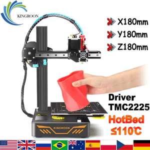 Компактный 3D-принтер Kingroon KP3S