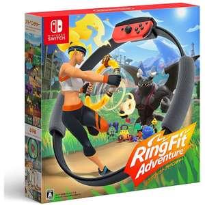 Игра для Nintendo Switch   Ring Fit Adventure на Tmall