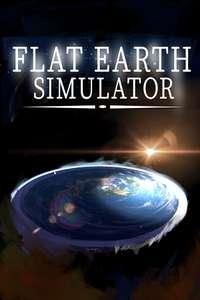 [PC] Flat Earth Simulator (симулятор плоской земли)