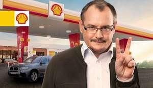 Бензин Shell V‑Power по субботам по цене обычного 95го