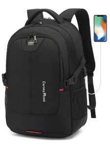 "Carney Road Рюкзак с USB и отделением для ноутбука до 15.6"""