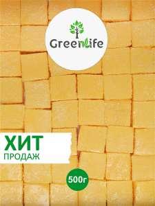 Green Life / Манго кубики, 500 г